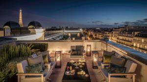 Rooftop Garden Suite