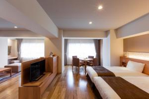 HAKODATE Uminokaze, Hotels  Hakodate - big - 14