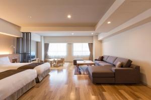 HAKODATE Uminokaze, Hotels  Hakodate - big - 21