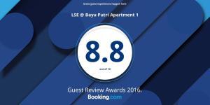 LSE @ Bayu Putri Private Apartment 1, Ferienwohnungen  Johor Bahru - big - 15