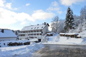 Hotel Pension Jägerstieg, Penziony  Bad Grund - big - 63