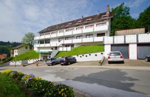 Hotel Pension Jägerstieg, Penziony  Bad Grund - big - 32