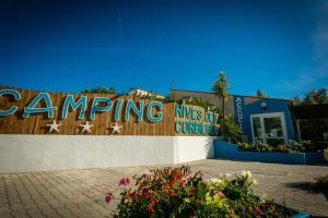 Camping Rives des Corbières, Кемпинги  Пор-Лекат - big - 16