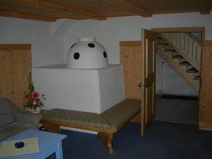 Haus Bergblick, Apartmanok  Ehrwald - big - 10