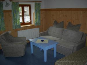 Haus Bergblick, Apartmanok  Ehrwald - big - 19