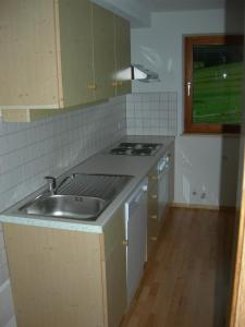 Haus Bergblick, Apartmanok  Ehrwald - big - 5