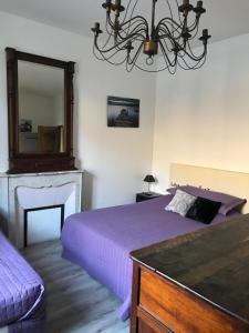 Les 2 Alpes, Отели типа «постель и завтрак»  Puget-Théniers - big - 4