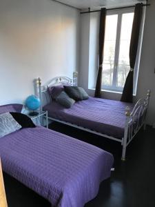 Les 2 Alpes, Отели типа «постель и завтрак»  Puget-Théniers - big - 7
