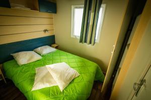Camping Rives des Corbières, Кемпинги  Пор-Лекат - big - 12