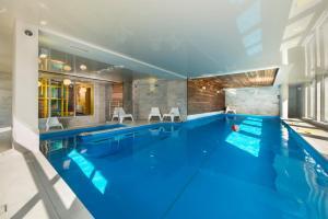 Apartament Marina, Apartments  Jastarnia - big - 7
