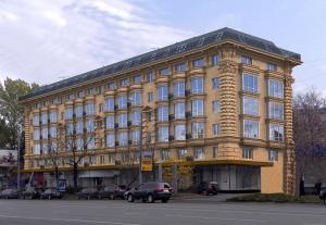 Moskva4you Komsomolskiy Prospekt 9, Апартаменты  Москва - big - 4