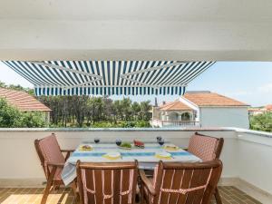 3 stern appartement Apartments Dalmatia Privlaka Kroatien