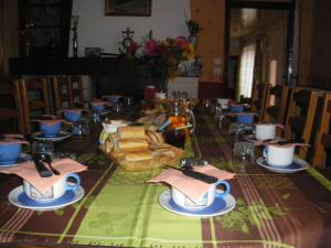 Les Coquillettes, Bed and breakfasts  Honfleur - big - 33