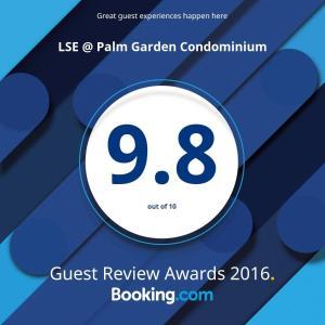 LSE @ Palm Garden Condominium, Ferienwohnungen  Johor Bahru - big - 18