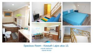 Colors Apartments Budapest, Appartamenti  Budapest - big - 46