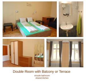 Colors Apartments Budapest, Apartments  Budapest - big - 43