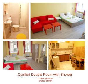 Colors Apartments Budapest, Apartments  Budapest - big - 42