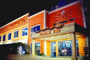 Отель Сапар Стандарт, Шымкент