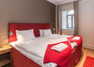 Best Western Hotel Duxiana, Hotely  Helsingborg - big - 21