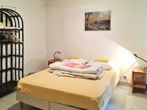 Orange Apartment, Apartmány  Marseillan - big - 29