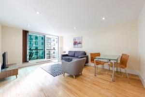 Ville City Stay, Apartments  London - big - 12