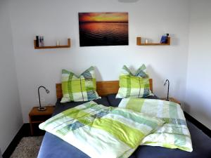 Villa Calm Sailing, Apartmanok  Börgerende-Rethwisch - big - 71