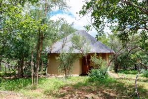 Suite 3 mit Kingsize-Bett (Shikwari Lodge)