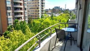 Departamento Andes View Santiago, Apartments  Santiago - big - 15