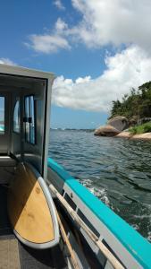 Vila Verde, Alloggi in famiglia  Florianópolis - big - 18