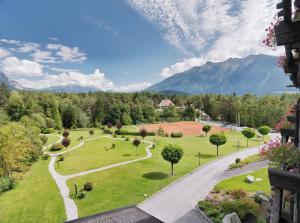 Kaysers Tirolresort – Wohlfühlhotel für Erwachsene, Hotels  Mieming - big - 13