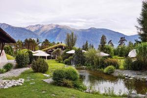 Kaysers Tirolresort – Wohlfühlhotel für Erwachsene, Hotels  Mieming - big - 45