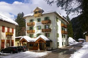 Hotel Zanella, Hotely  Peio Fonti - big - 39