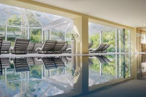 Kaysers Tirolresort – Wohlfühlhotel für Erwachsene, Hotels  Mieming - big - 46