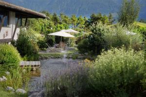 Kaysers Tirolresort – Wohlfühlhotel für Erwachsene, Hotels  Mieming - big - 48