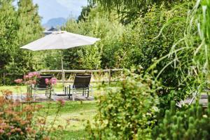 Kaysers Tirolresort – Wohlfühlhotel für Erwachsene, Hotels  Mieming - big - 49