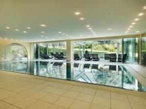 Kaysers Tirolresort – Wohlfühlhotel für Erwachsene, Hotels  Mieming - big - 42