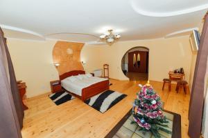 SPA Villa Jasmin, Rezorty  Truskavets - big - 34