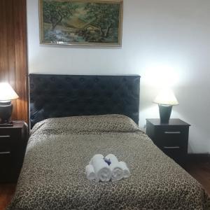 Hostel Marino Rosario, Хостелы  Росарио - big - 9