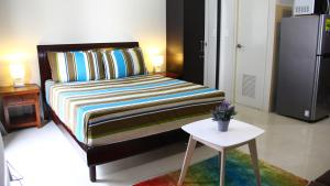 Studio Condo Near Manila Airport (Cluster B-6i), Apartments  Manila - big - 13