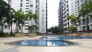 Studio Condo Near Manila Airport (Cluster B-6i), Apartments  Manila - big - 11
