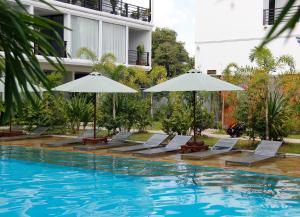 Angkor Elysium Suite, Szállodák  Sziemreap - big - 31