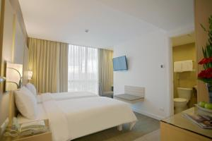 St Giles Makati – A St Giles Hotel, Manila, Hotely  Manila - big - 5
