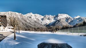 Kaysers Tirolresort – Wohlfühlhotel für Erwachsene, Hotels  Mieming - big - 37