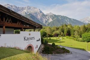 Kaysers Tirolresort – Wohlfühlhotel für Erwachsene, Hotels  Mieming - big - 6