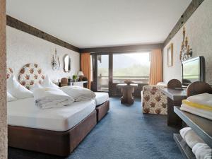 Kaysers Tirolresort – Wohlfühlhotel für Erwachsene, Hotels  Mieming - big - 5