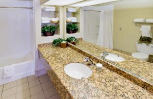 Studio Suite with Queen Bed and Kitchenette and Spa Bath - Non-Smoking