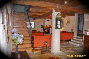Hotel Ristorante La Font, Hotel  Castelmagno - big - 25