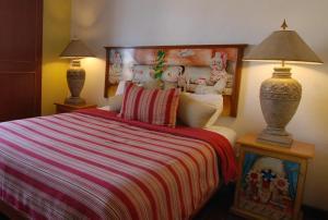 Hotel & Suites Galeria, Hotely  Morelia - big - 20