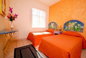 Hotel & Suites Galeria, Hotely  Morelia - big - 3