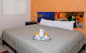 Hotel & Suites Galeria, Hotely  Morelia - big - 35